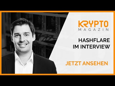Interview Hashflare - 22.02.2018