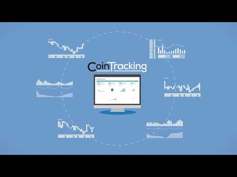 Introducing CoinTracking.info - Your Portfolio Monitor and Tax Calculator for all Digital Coins