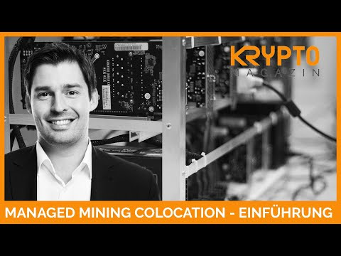 Managed Mining Colocation - Was ist das?