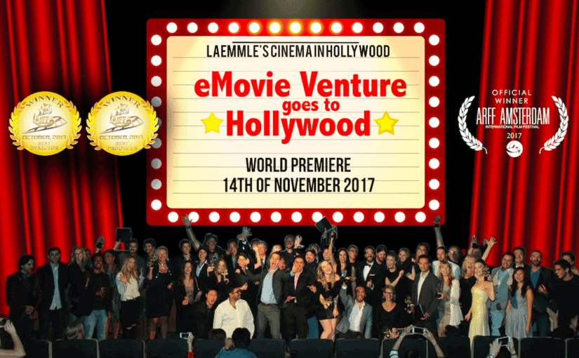 image preview eMovieVenture won awards on film festivals for full content click the link 825x510 - Wenn Blockchains die Filmindustrie beflügeln