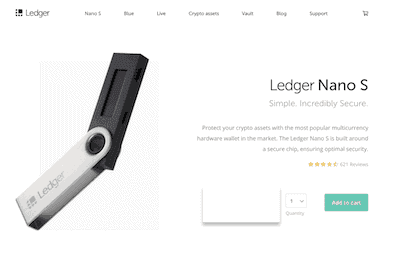ledger - Kryptowährungen Wallets
