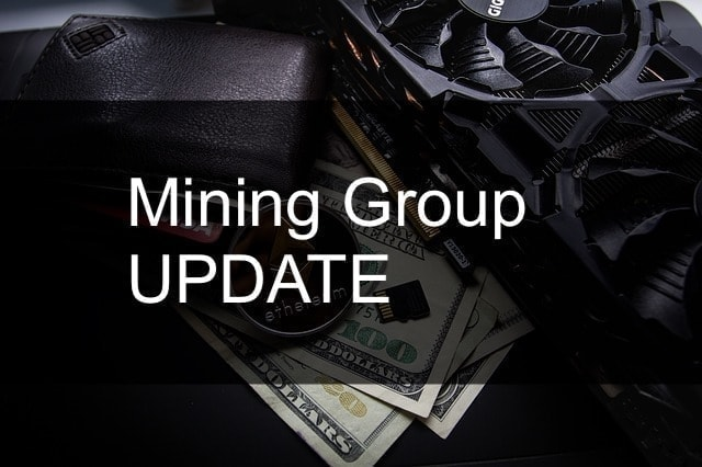 mining group - Mining Group - Update vom 04.02.2019